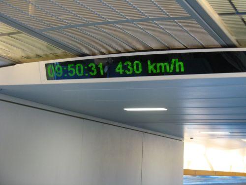 430 km/h mit dem Zug. Mein erster Tag in Shanghai 上海 - eine Fahrt mit der Magnetschwebebahn Maglev