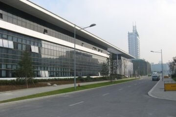 Philips Forschung. Mein erster Arbeitstag im Shanghai Caohejing Hi-Tech Park 漕河泾开发区