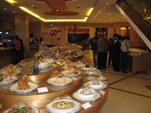 Seafood Restaurant, Shanghai 上海, China 中国