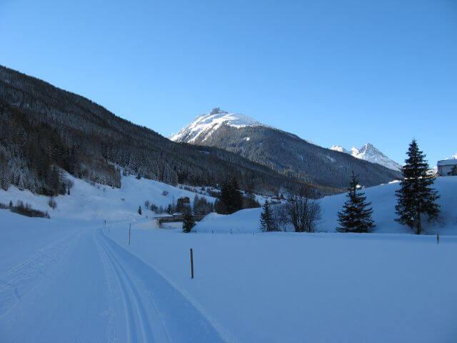 Winter und Schnee. Winterurlaub und Skifahren in Kappl und Ischgl.
