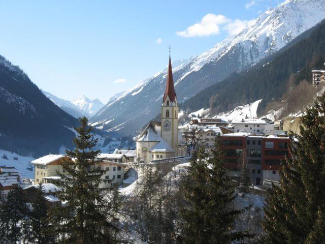 Kappl im Winter. Winterurlaub und Skifahren in Kappl und Ischgl.