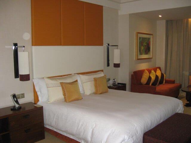 Betten. Das Millenium Hongqiao Hotel, China 中国, Shanghai 上海