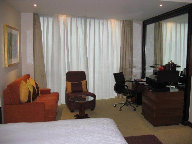 Wohnecke. Das Millenium Hongqiao Hotel, China 中国, Shanghai 上海