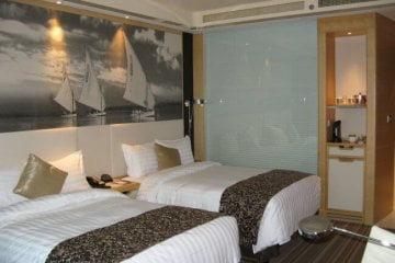 Hotelzimmer. Suzhou - Humble Administrator's Garden (Zhuozheng Yuan)