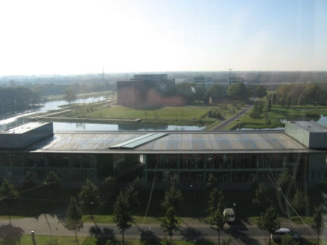 The Strip. Philips High Tech Campus,  Eindhoven.