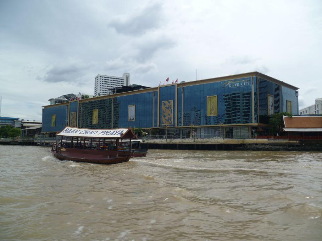 Chao Phraya River. Bilder und Eindrücke aus Bangkok - Thailand
