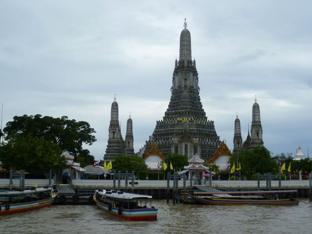 Wat Arun. Bilder und Eindrücke aus Bangkok - Thailand