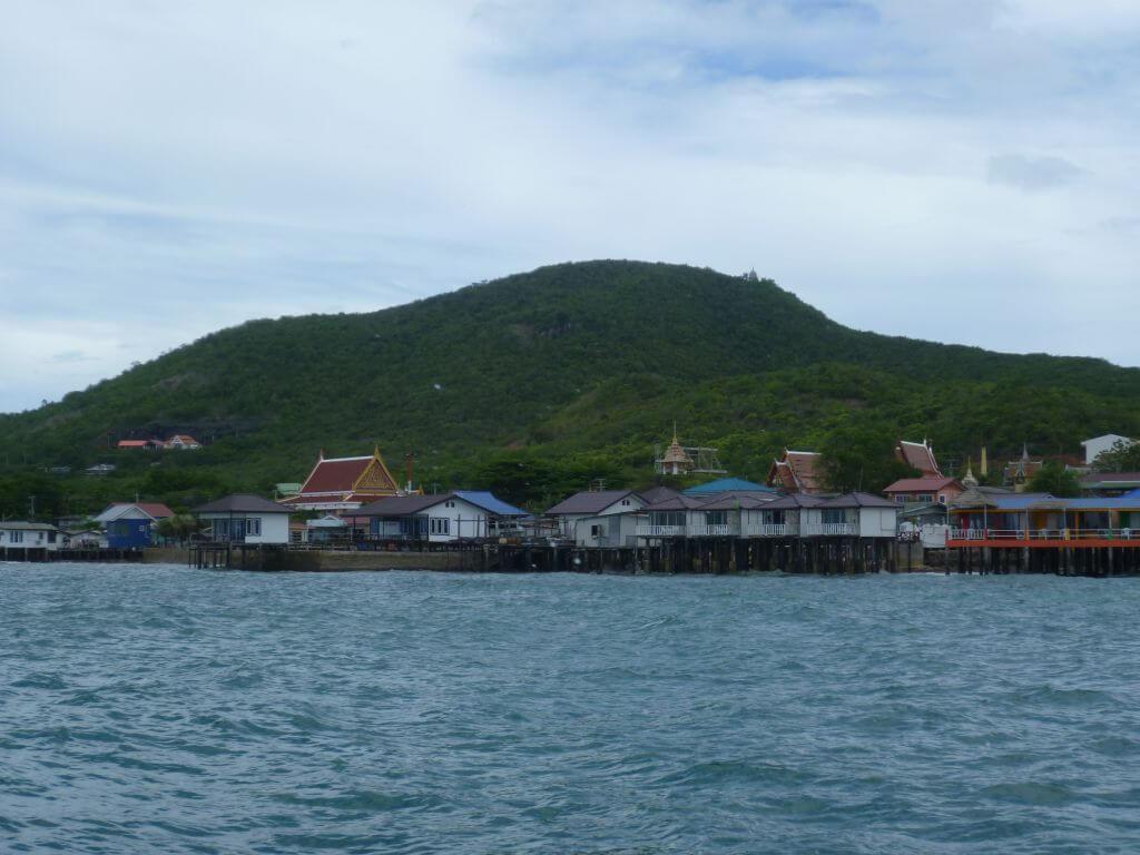Fähre zur Insel Koh Larn (Ko Lan), Thailand