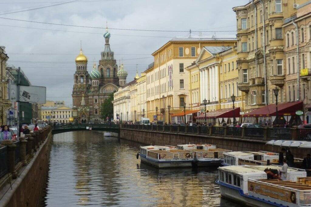 Sankt Petersburg, Russland.