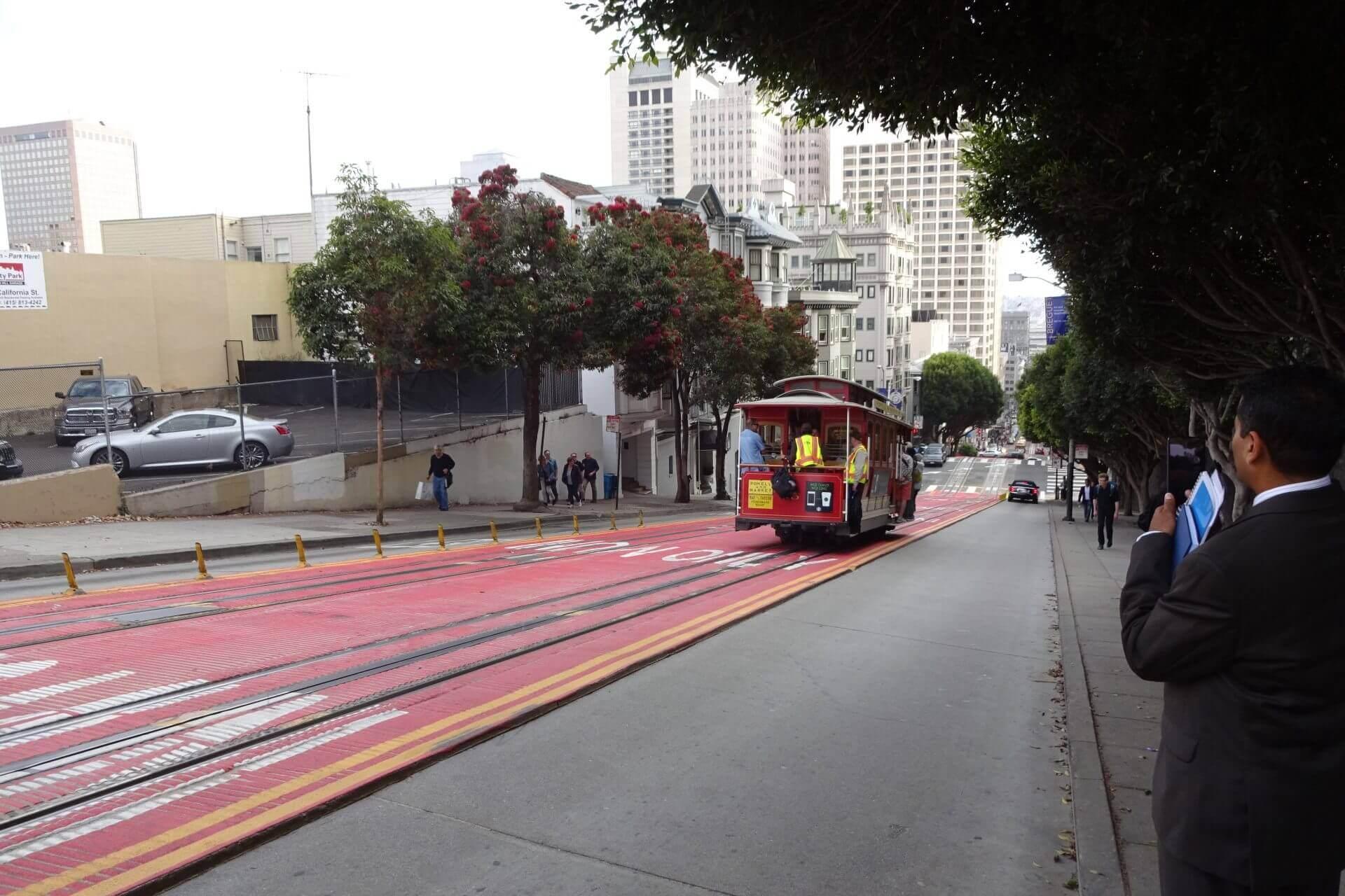Cable Cars. Bilder und Eindrücke aus San Francisco, California, United States.