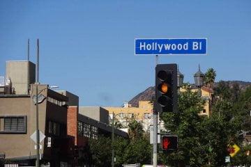 Hollywood Boulevard. Bilder und Eindrücke aus Los Angeles und Hollywood, Kalifornien, USA.