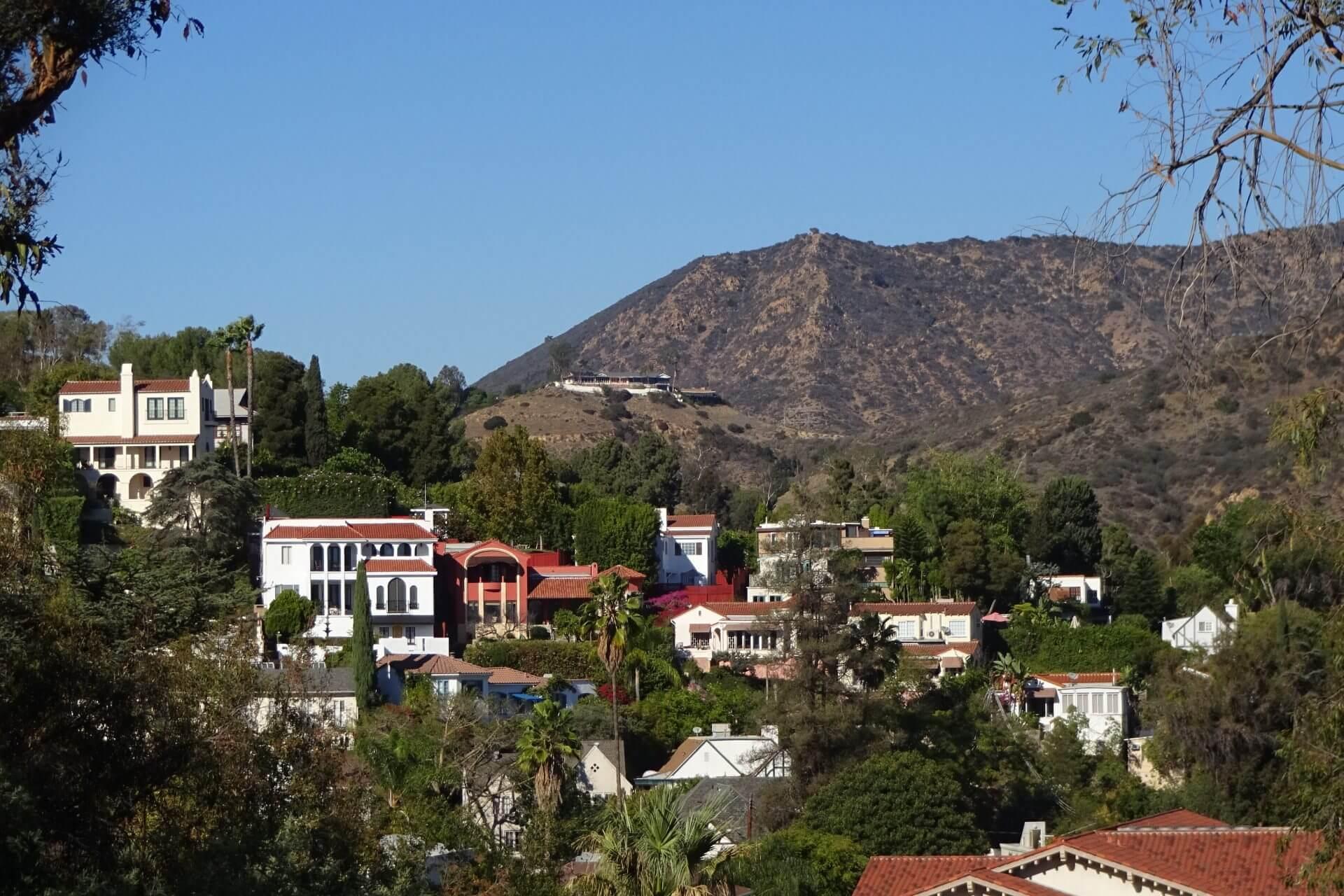 Hollywood Hills. Bilder und Eindrücke aus Los Angeles und Hollywood, Kalifornien, USA.