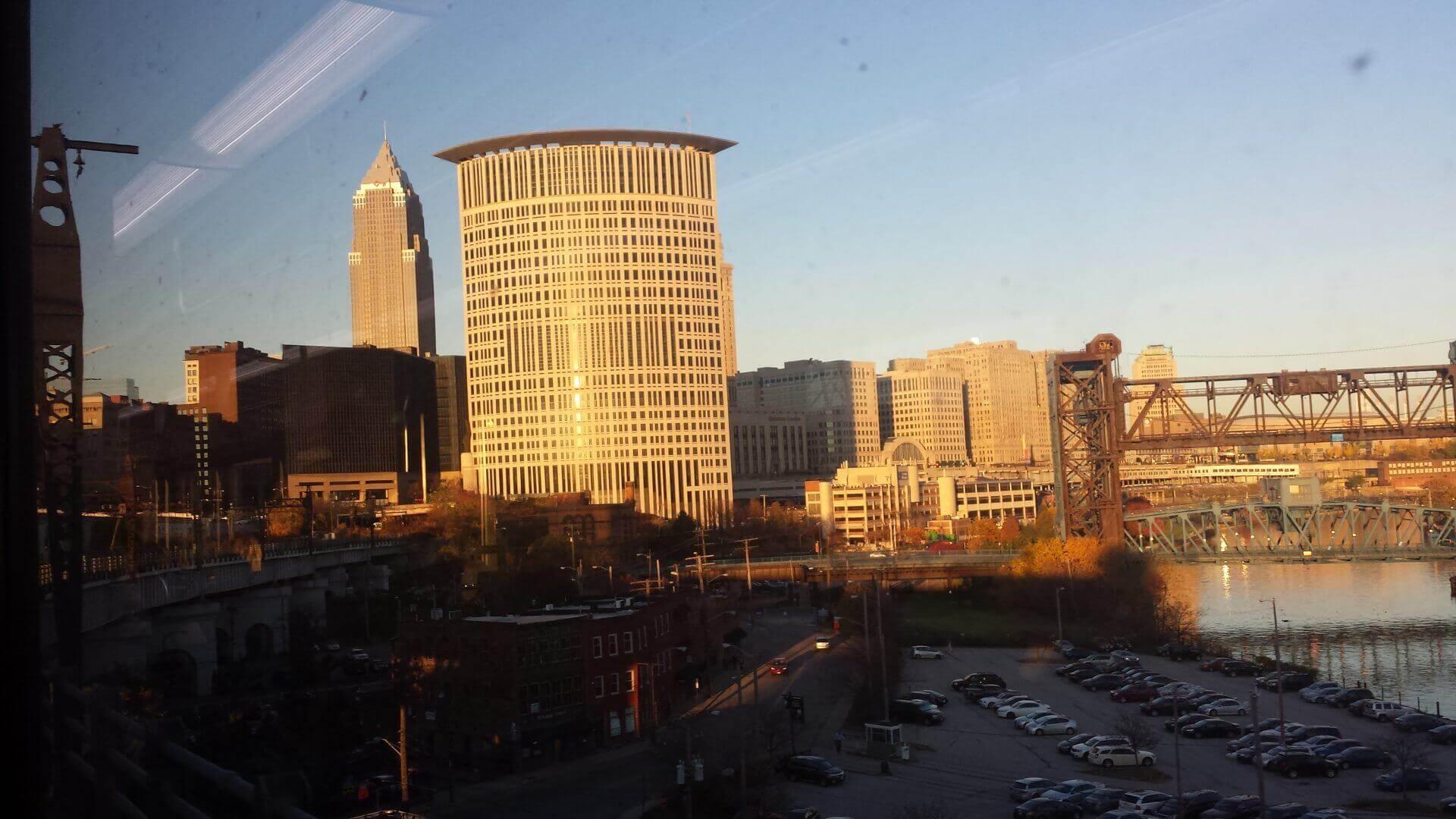 Downtown. Bilder und Eindrücke aus Cleveland, Ohio, United States.