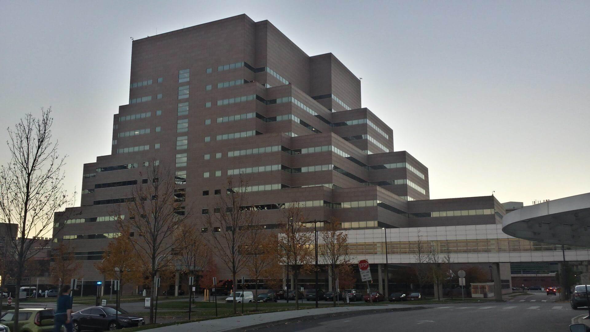 Cleveland Clinic. Bilder und Eindrücke aus Cleveland, Ohio, United States.