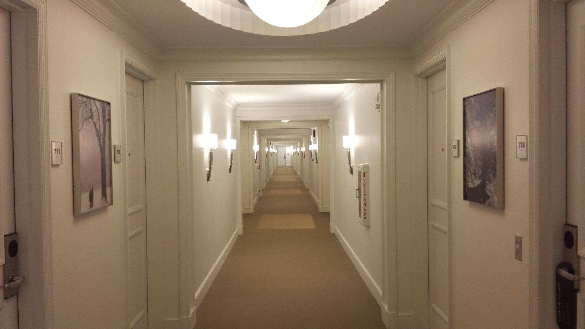 Mein Hotel. Bilder und Eindrücke aus Cleveland, Ohio, United States.