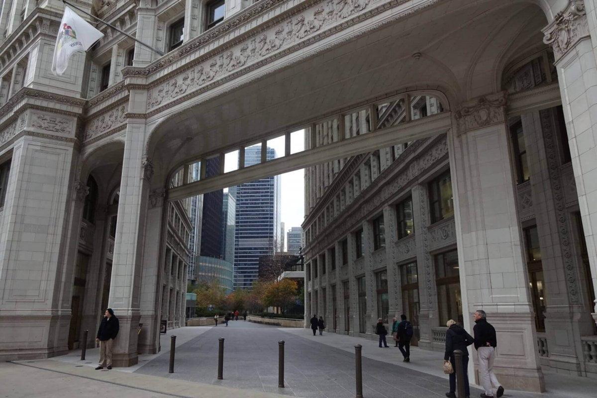 Downtown. Magnificent mile. Bilder und Eindrücke aus Chicago, Illinois, United States.