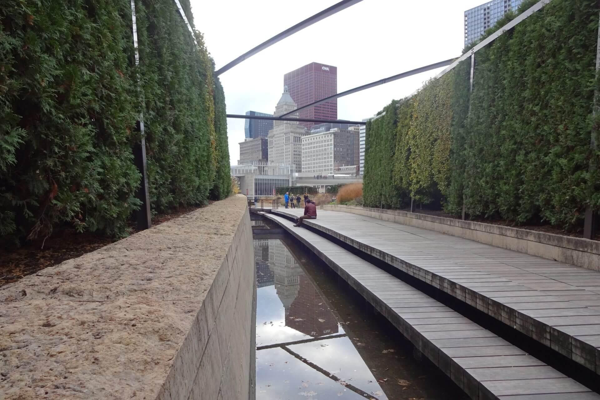 Downtown. Millenium park. Bilder und Eindrücke aus Chicago, Illinois, United States.