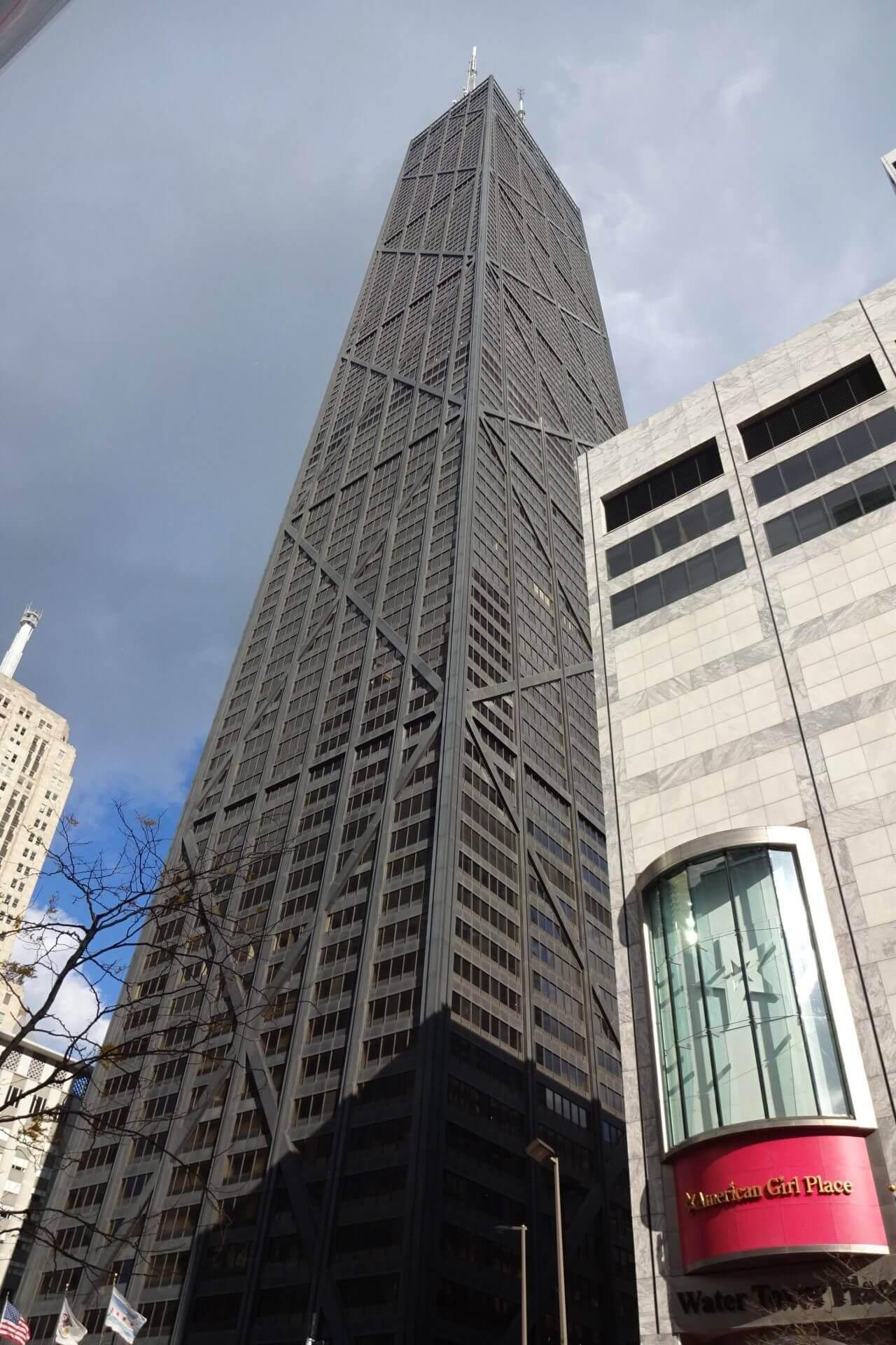 John Hancock Center. Bilder und Eindrücke aus Chicago, Illinois, United States.