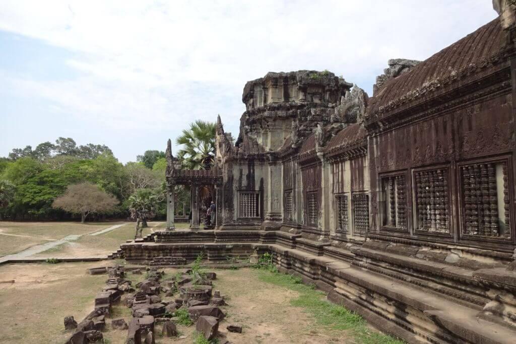 Angkor Wat Tempel. Bilder und Eindrücke aus Kambodscha - Cambodia, Siem Reap, Angkor Wat, Sihanoukville und Phnom Penh.
