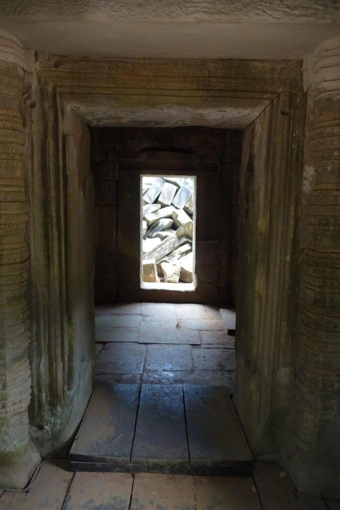 Ta Prohm Ruine, der Tomb Raider Tempel. Bilder und Eindrücke aus Kambodscha - Cambodia, Siem Reap, Angkor Wat, Sihanoukville und Phnom Penh.