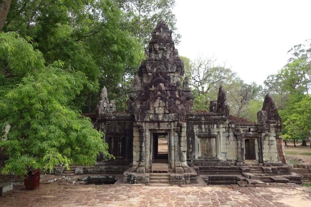 Angkor Thom Anlage. Bilder und Eindrücke aus Kambodscha - Cambodia, Siem Reap, Angkor Wat, Sihanoukville und Phnom Penh.