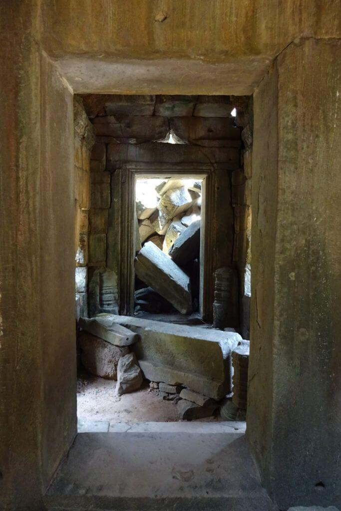 Preah Khan Ruine. Bilder und Eindrücke aus Kambodscha - Cambodia, Siem Reap, Angkor Wat, Sihanoukville und Phnom Penh.
