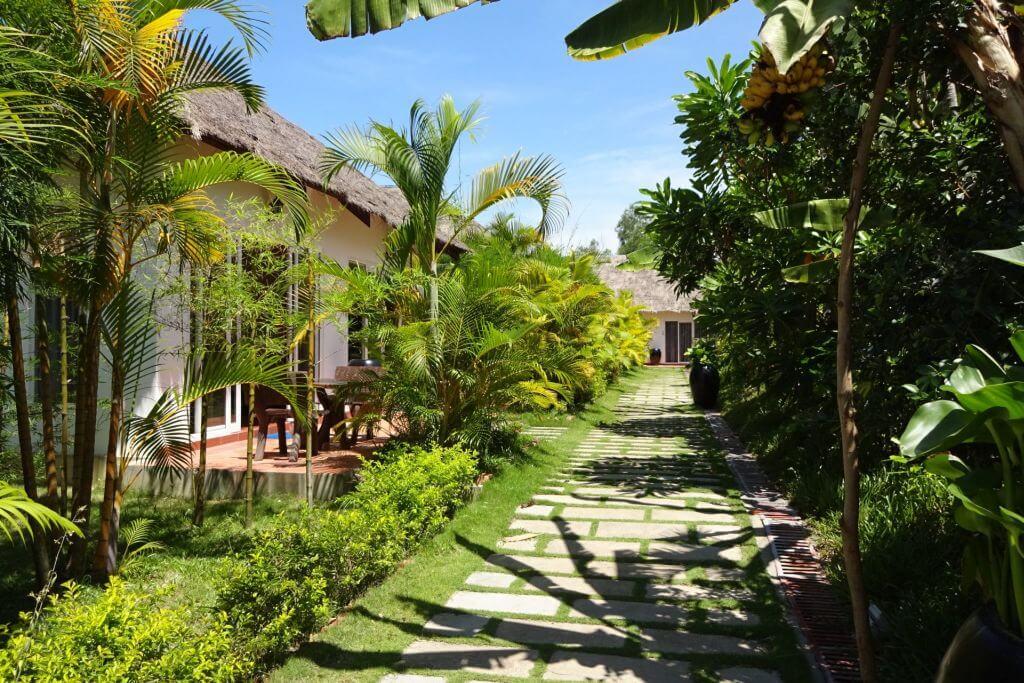 Traumhafte Bungalows in Sihanoukville. Bilder und Eindrücke aus Kambodscha - Cambodia, Siem Reap, Angkor Wat, Sihanoukville und Phnom Penh.